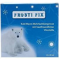 KALT-WARM Kompresse FrostiFix 12x29 cm blau Vlies 1 St Kompressen preisvergleich bei billige-tabletten.eu