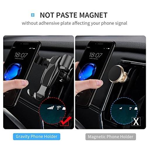 DIVI gravit? Supporto Auto Smartphone