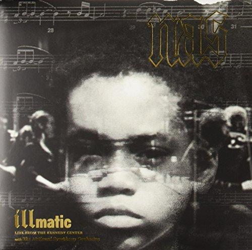 Illmatic: Live.. -Rsd- (Nas-live)