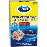 Scholl Warzenentferner Freeze 16 Sticks für Hände und Füße, 80 ml preisvergleich bei billige-tabletten.eu