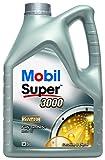 Mobil Super 3000X15W-40olio motore completamente sintetico mob-151166-5litri