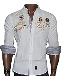 Herren Hemd Polo Premium Club Gold Edition