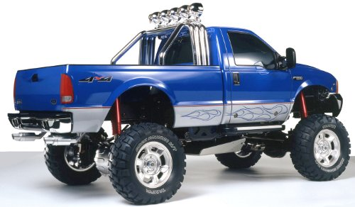 RC Auto kaufen Monstertruck Bild 2: 1:10 TAMIYA Ford F350 High Lift*