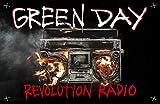 GREEN DAY REVOLUTION RADIO Flagge/ Flag