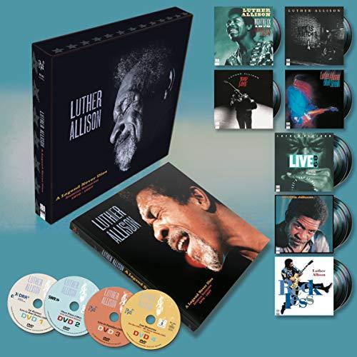 A Legend Never Dies (Essential Recordings 1976-1997 LP [Vinyl LP]