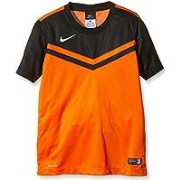 Nike Maglietta a maniche corte Top Victory II Jersey, Uomo, Jersey Victory II, Arancione di sicurezza / nero / bianco, XL - Arancione Nike Jersey
