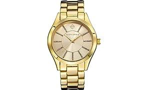 Timothy Stone Collection Charme -Reloj de Cuarzo para Mujer (Color Oro)