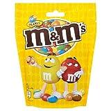 M&M's Peanut Chocolate Pouch, 140 g