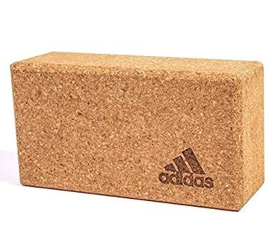 adidas Yoga-Block, Kork, braun