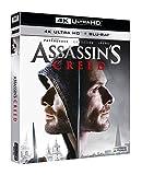 Locandina Assassin's Creed (4K + 2 Blu-Ray)