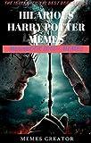 #9: HILARIOUS HARRY POTTER MEMES MEGABOOK: 2000+ Funny Harry Potter Jokes & Memes for Kids (Harry Potter parody book) + SUPER BONUS