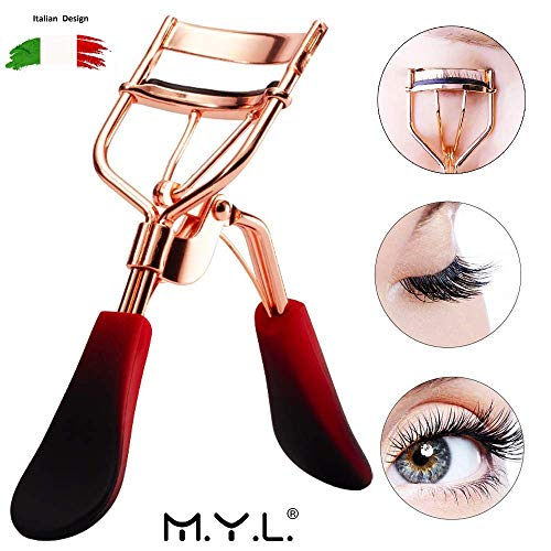 Wimpernzange Beheizbar Tweezerman Eyelash M.y.l. Milan | Tweezerman Wimpernzange Eyelash Curler |...