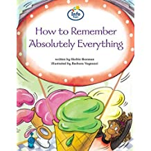 How to Remember Absolutely Everything: Book 12 (LITERACY LAND) by Herbie Brennan (2001-04-18)