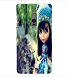 ColourCraft Cute Doll Back Case Cover for ONEPLUS TWO Amazon Rs. 397.00