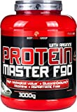 BWG Protein Master F90, Eiweißshake, Muscle Line, Deluxe Proteinshake Vanilla, Dose mit...