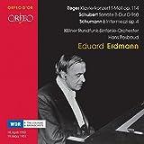 Klavierkonzert Op.114/Sonate d 960/Intermezzi Op.4