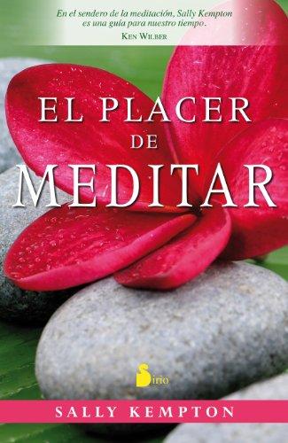 PLACER DE MEDITAR, EL (2012) por SALLY KEMPTON