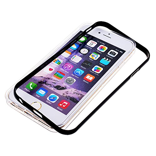 Etui iPhone SE,GrandEver Coque Silicone pour iPhone 5 iPhone 5S TPU Housse Attrape Rêve Élégant Plumes Motif Transparent Silicone Back Cover Etui Protecteur Doux Bumper Case Coque Souple Design de Mod Cœur