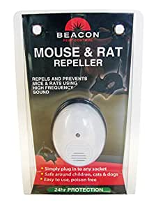 Rentokil Beacon FM86 Rodent Mouse and Rat Repellent