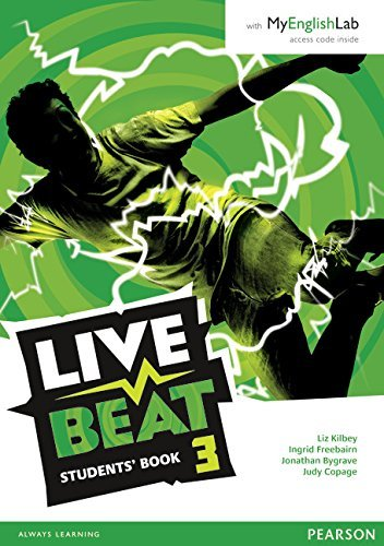 Live Beat 3 Student Book & MyEnglishLab Pack (Upbeat) by Liz Kilbey (2015-02-26)