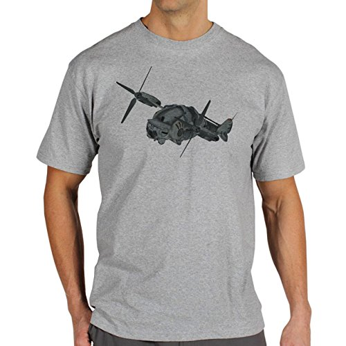 Fall Out 4 Computer Game Art Shooting Verti Bird Herren T-Shirt Grau