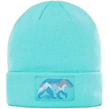 gorro north face niño