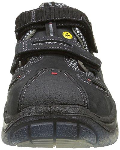 Chaussures de sécurité S13820A Challenger Geox en ISO 20345/S1, Noir/Gris