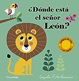 ¿Dónde está el señor León? (Libros con texturas)