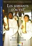 Les servants d'autel - Guide pastoral de l'accompagnateur