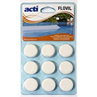 Flovil Clarificante ultraconcentrado blister de 9 pastillas