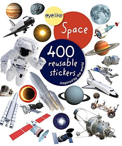 Eyelike Stickers: Space by Workman Publishing (2014-05-06)
