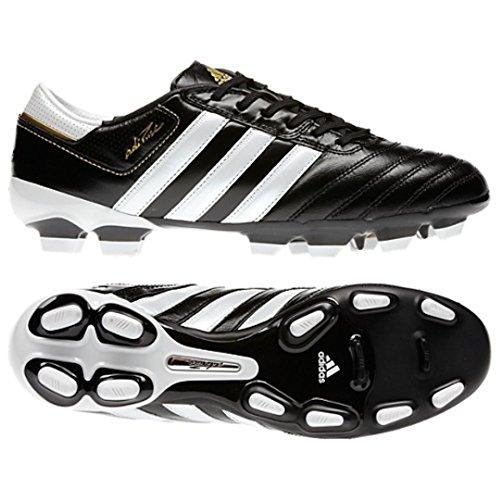 Adidas adiPURE III TRX FG Fußballschuhe Schwarz-Weiß