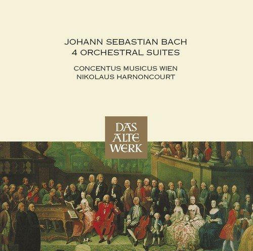 Orchestersuiten 1-4 Bwv 1066-1069