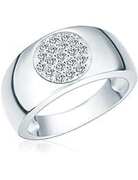 Rafaela Donata - Bague - Argent sterling 925 oxyde de zirconium - Bijoux pour femmes - En plusieurs tailles, bague oxyde de zirconium, bijoux en argent - 60800058
