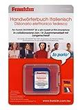Franklin LDI-500850 Langenscheidt Handwörterbuch Deutsch/Italienisch elektronisches Wörterbuch