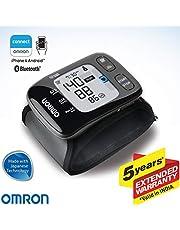 Omron HEM-6232T Wrist Blood Pressure Monitor