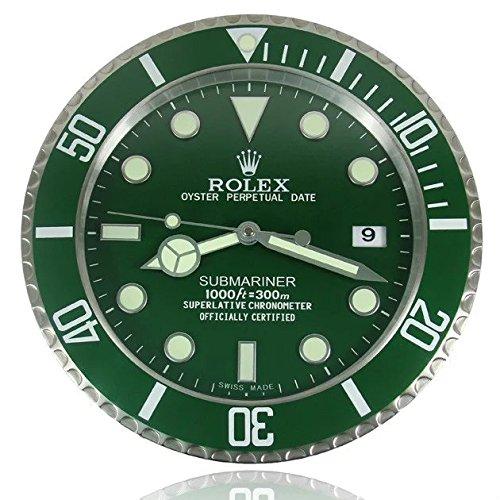 Submariner rolex orologio da parete luminosa