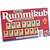 Jumbo Spiele 03465 - Rummikub Original, Spiel des Jahres 1980