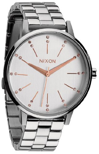 plata-gold-light-crystal-the-kensington-relojes-de-nixon
