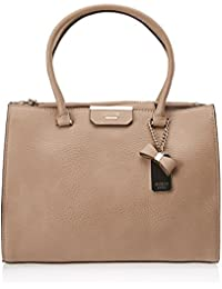 Guess Damen Top-Handle-Tasche, 13 x 23.5 x 31 cm