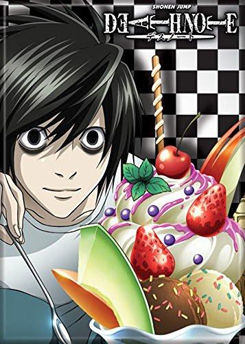 Ata Boy Death Note L Magnet für Kühlschrank und Schließfächer, 6,4 x 8,9 cm 2.5