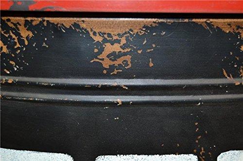 Livitat® Couchtisch Beistelltisch Metall Ölfass Vintage Industrie Look LOFT Shabby LV5021 - 5