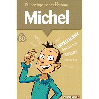 Michel en bandes dessinées