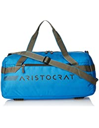Aristocrat Polyester 52 cms Blue Travel Duffle (DFRAC52BLU)