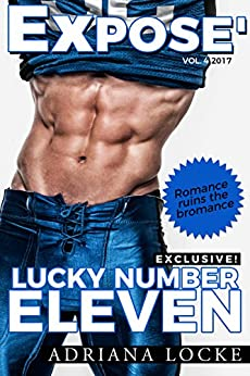 Lucky Number Eleven by [Locke, Adriana]