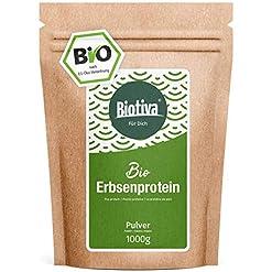Erbsenprotein-biotiva