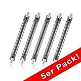 Halogenbrennstab J118 230W 5er Pack