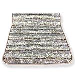 Teppich Küche gummiert rutschfest Maremosso beige–cm. 55x 140