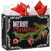 Nashville Wraps Shopping Gift Bags 25 Count - ChalkBoard Wishes - Vogue by Nashville Wraps preisvergleich bei billige-tabletten.eu
