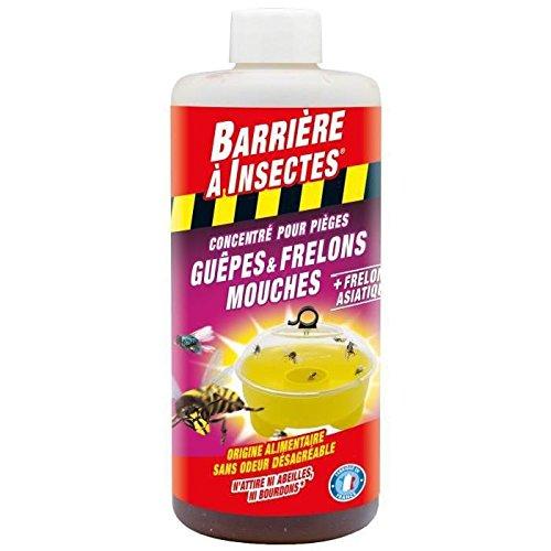 Compo barpiguep500Köder für Fallen Wespenfalle und Hornissen Konzentrat 500ml, gelb, 7x 7x 17,5cm
